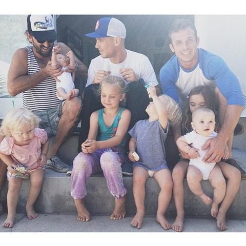 Кэм жиганде с детьми 8