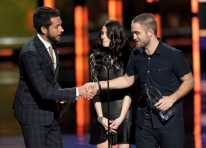"Роберт Паттинсон и Эшли Грин: ""People's Choice Awards - 2012"